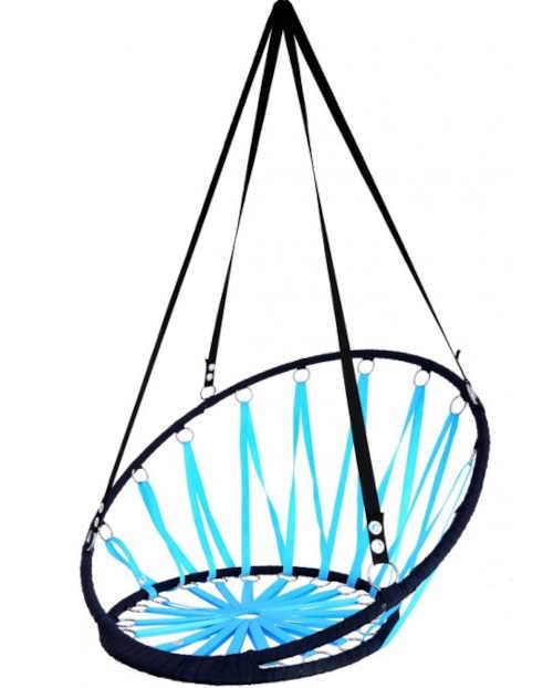 Zahradní moderní houpačka Swing