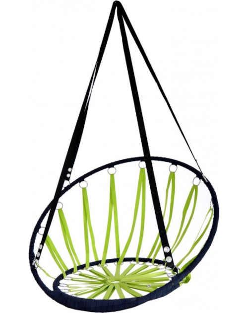 závěsná zahradní houpačka swing